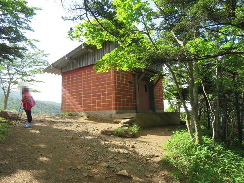 五合目避難小屋