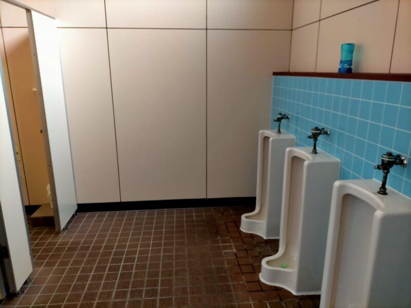 トイレ内1